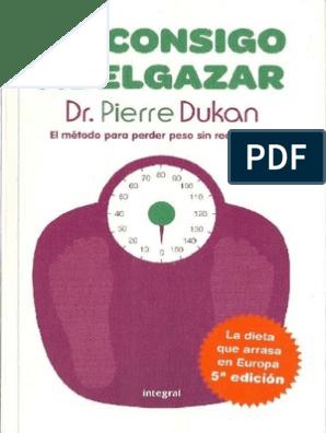 No consigo adelgazar dukan pdf