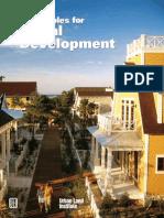 Ten Principles for Coastal Development