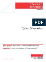 Cyber Dissuasion -FRS Mars 2012