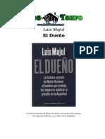 Majul, Luis - El Dueño