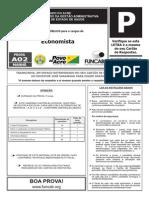 A02 P - Economista