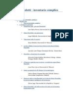 Estudio Amplisimo Sobre Mario Benedetti Tesis Doctoral
