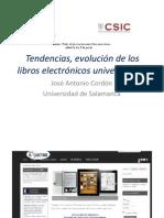 Libros Electronicos Universidad