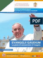IncontroInternazionaleEvangeliiGaudiumRomaSettembre2014