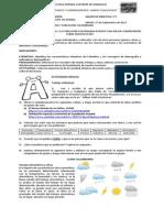 Clima y Población de Colombia
