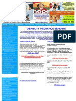 CA Disability Insurance Benefits