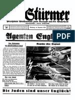 Der Stuermer - 1939 Nr. 49 (12 S., Scan, Fraktur).pdf