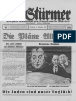 Der Stuermer - 1939 Nr. 50 (12 S., Scan, Fraktur).pdf