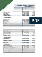 3re. Parcial Analisis Economico y Financiero- De La Sobera Hnos - Celso Mello