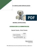 Introduccion a La Administracion (1)