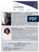 National Speakers Association Upcoming Events