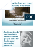 Finding God in Grief