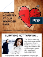 Dealing With Wounded Past