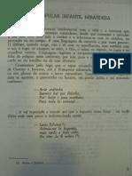 Poesia Popular ,Ya Infantil Mirandesa
