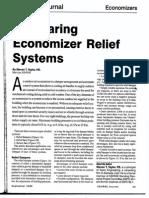 ASHRAE Journal - Economizer Relief Systems