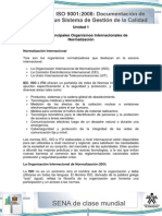 Tema 2-Organismos Normalizadores