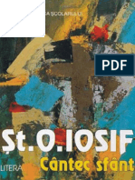Iosif Stefan Octavian-Cantec Sfant