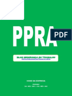 Modelo de PPRA - Blog Segurança Do Trabalho