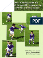Entrenamiento Benjamines y Prebenjamines- El Desarrollo Psicomotor