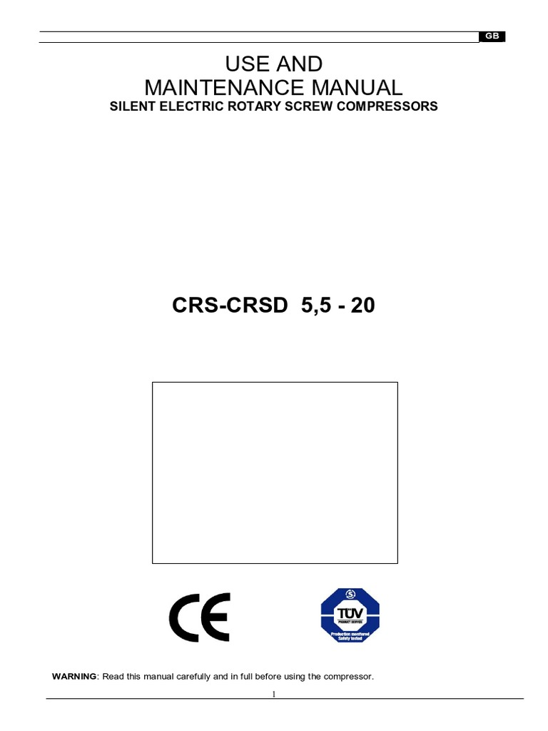 Fiac Crs20 Gas Compressor Ac Power Plugs And Sockets Switches Rotary Switch Off 3 Positions 240v 65a