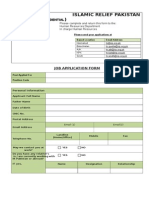 Islamic Relief - Application_Form