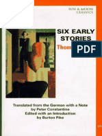 Mann- Six Early Stories