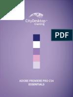 Adobe Premiere Pro CS4 Training