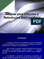 Citações e Referências