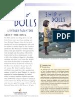 Ship of Dolls Teachers' Guide