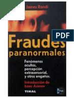 Randi James - Fraudes Paranormales