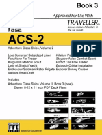 Traveller - FASA - Adventure Class Ships, Volume 2 - B3