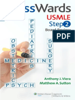 Usmle step 1 Crosswords