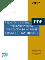 2012 Inventario Estradas Provinciais