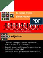 Clase 1 - Proceso Salud-Enfermedad