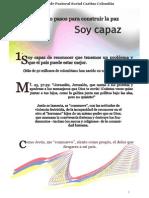 5 Pasos Para Construir La Paz - Versión Pastoral