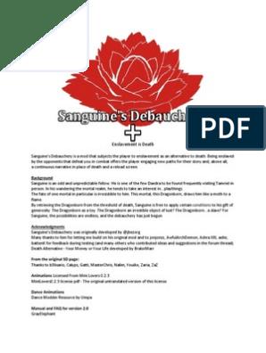 SanguineDebauchery Manual pdf | Slavery | Rape