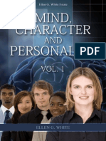 Ellen G. White - Mind, Character and Personality (Volumen 1) 1977