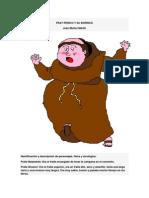 FRAY PERICO Y SU BORRICO Caracteristicas Personajes