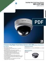 Day/Night Mini Fixed Dome Camera