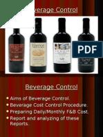Beverage Control