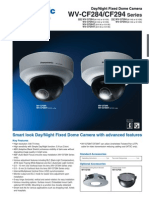Day/Night Fixed Dome Camera