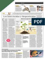 Los Insecticidas y Biopesticidas
