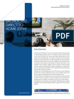 Broadcast Direct-To-Home Application Note