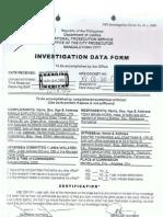 Tony Horn Libel Case (criminal case)