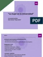 Mujer y Universidad