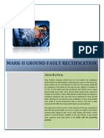 Mark-II Ground Fault Rectification