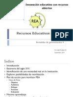 Portafolio de Presentacion 4- Recursos Educativos Abiertos