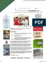05-09-14 Refrenda Compromisos Maloro Acosta en Colonias de Hermosillo