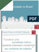 Novos Dados de Rotatividade No Brasil
