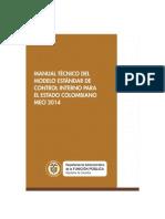 ManualMECI 2014